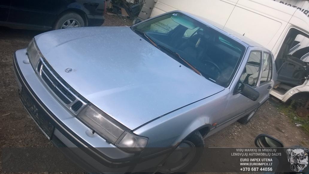 Naudotos automobilio dalys SAAB 9000 1996 2.0 Mechaninė Sedanas 4/5 d. Pilka 2014-9-02