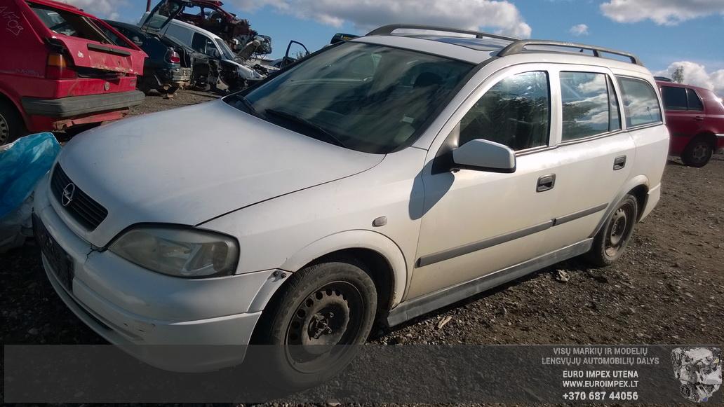 Opel ASTRA 1998 1.7 Mechaninė