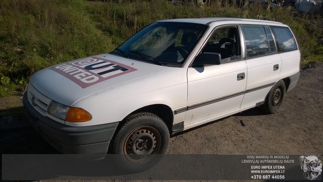 Opel ASTRA 1993 1.7 Mechaninė