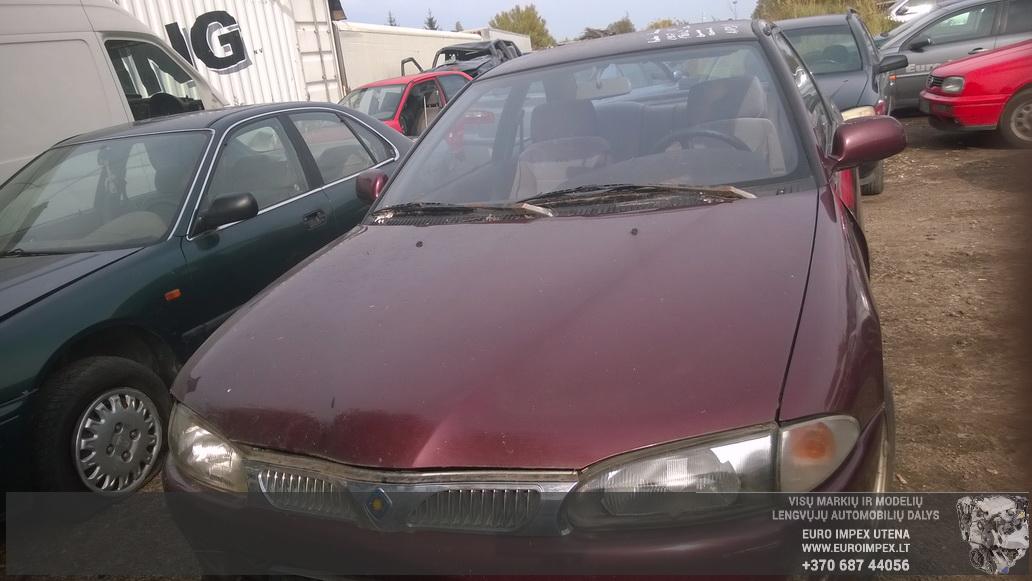 Naudotos automobiliu dallys Foto 2 Proton PERSONA 1997 1.8 Mechaninė Sedanas 4/5 d. Raudona 2014-9-25 A1791