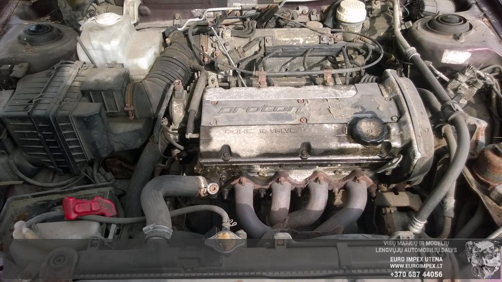 Naudotos automobiliu dallys Foto 8 Proton PERSONA 1997 1.8 Mechaninė Sedanas 4/5 d. Raudona 2014-9-25 A1791