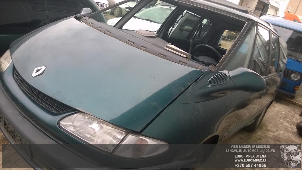 Renault ESPACE 1999 3.0 Automatinė