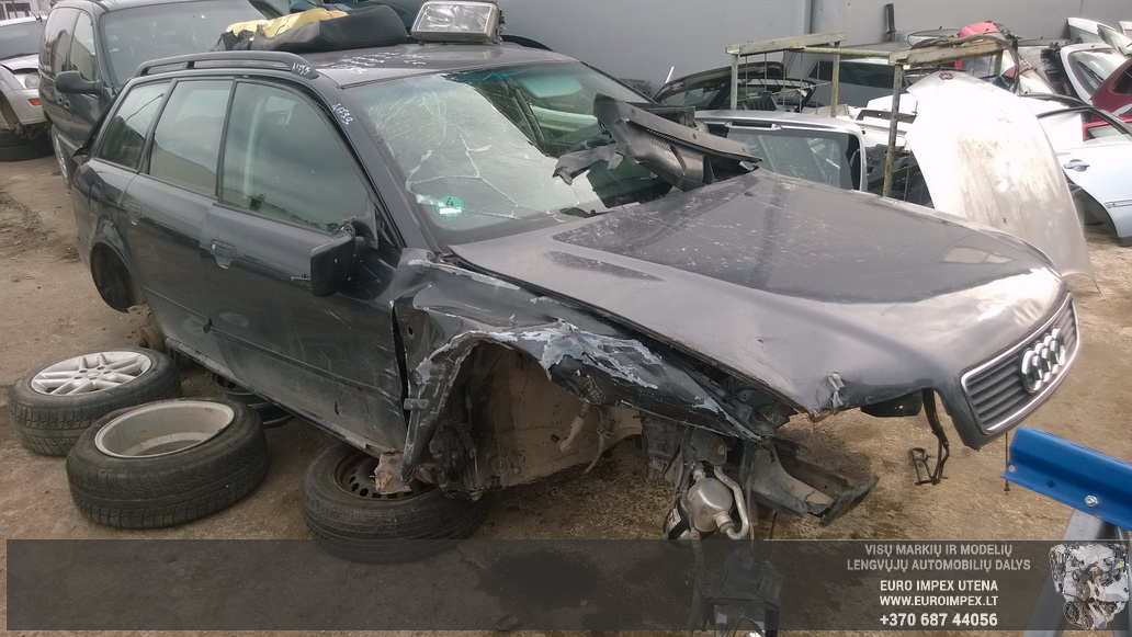 Audi A4 1996 1.8 Mechanical