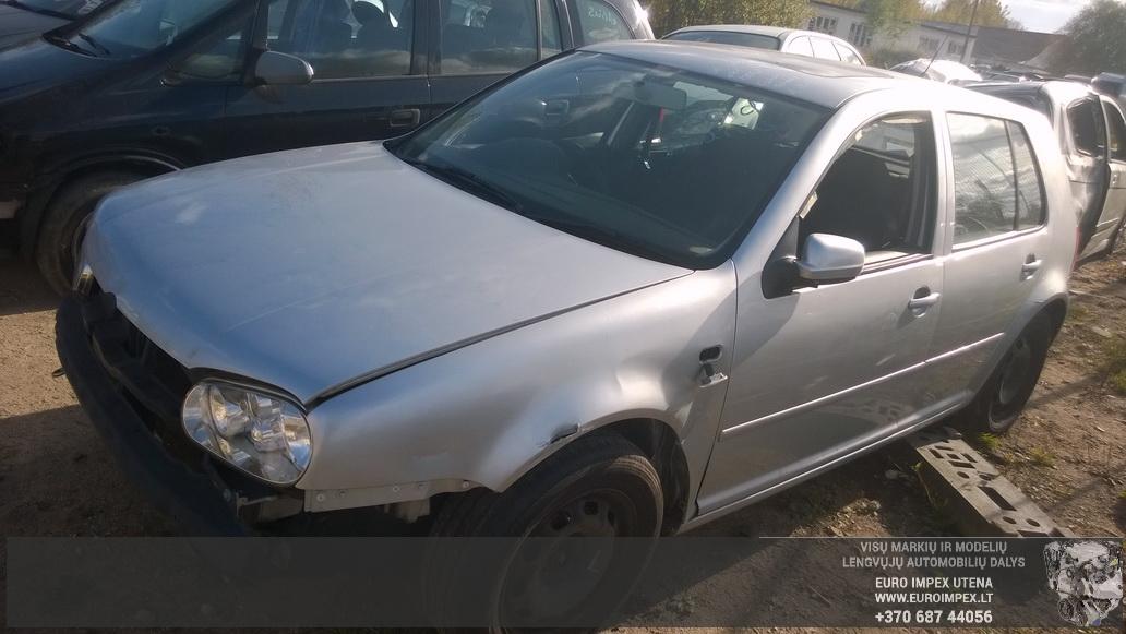 Volkswagen GOLF 2001 1.4 Mechaninė