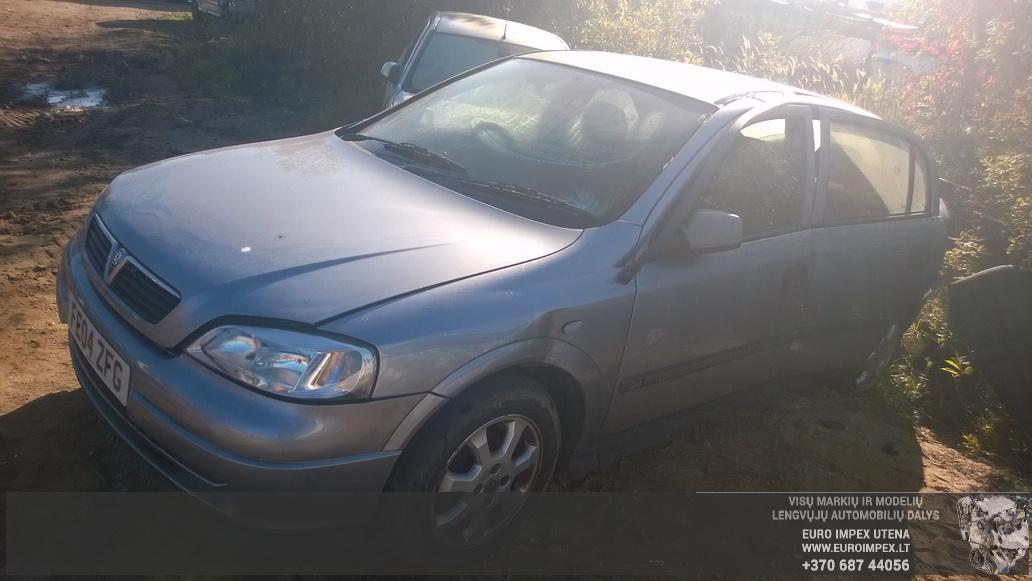 Opel ASTRA 2004 1.7 Mechaninė