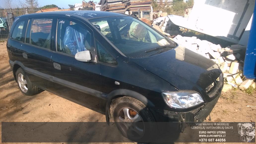 Opel ZAFIRA 2003 1.6 Mechanical