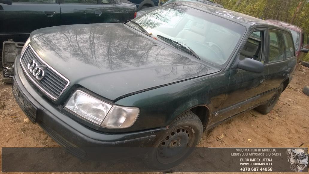 Audi 100 1992 2.5 Mechaninė