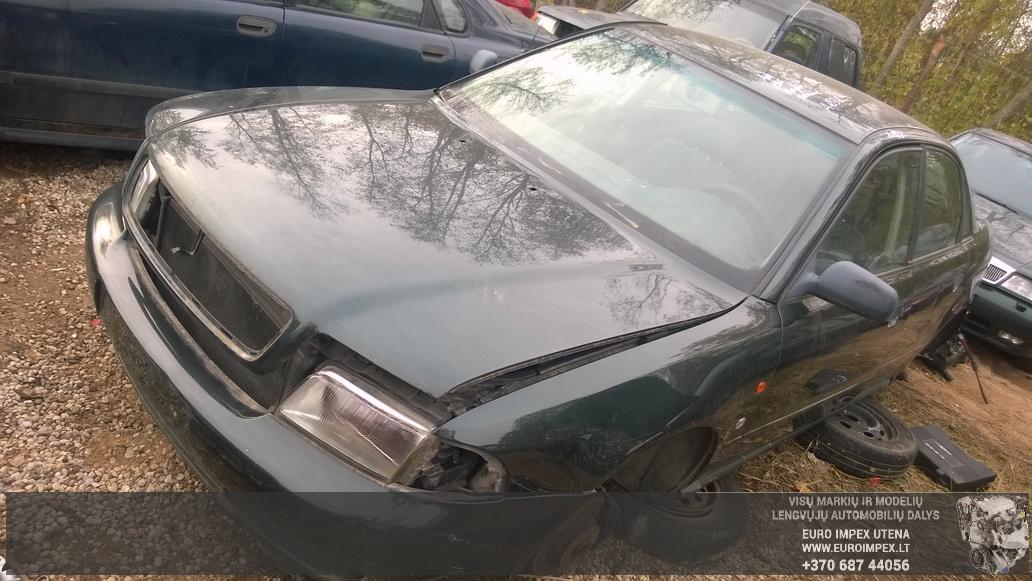 Audi A4 1996 1.6 Mechaninė