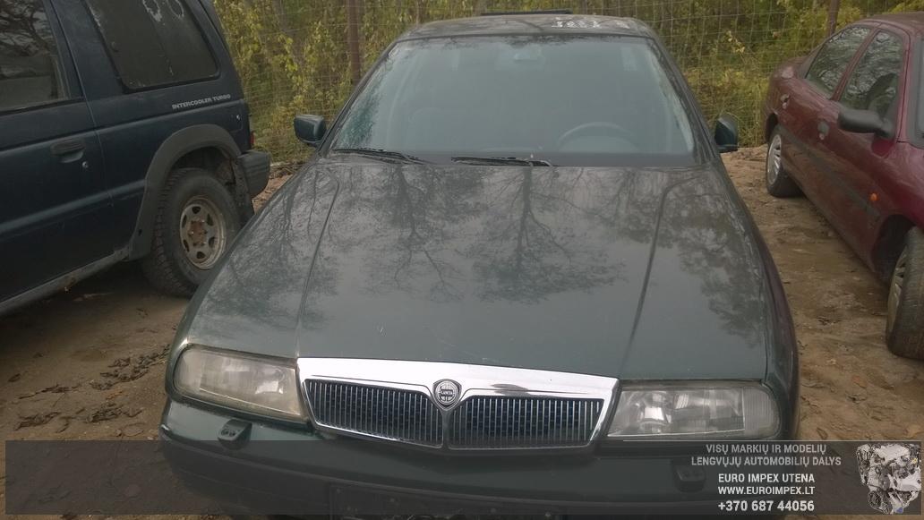 Naudotos automobiliu dallys Foto 2 Lancia KAPPA 1996 2.4 Mechaninė Sedanas 4/5 d. Zalia 2014-10-08 A1841