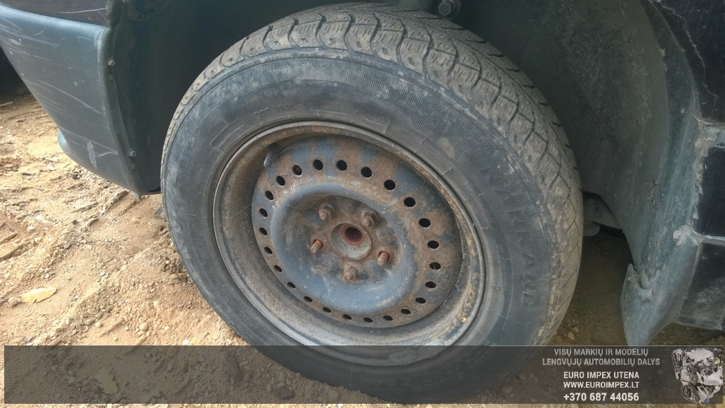 Naudotos automobiliu dallys Foto 7 Chrysler VOYAGER 1996 2.5 Mechaninė Vienatūris 4/5 d. Violetine 2014-10-08 A1844