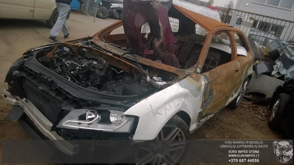 Audi A3 2012 1.6 Mechaninė