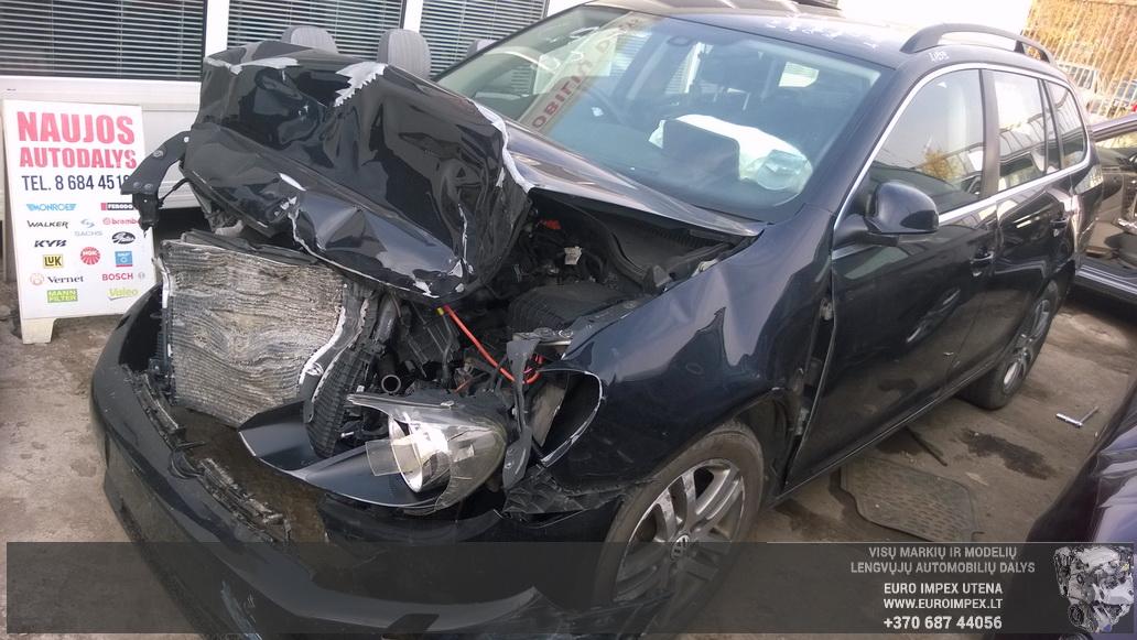 Volkswagen GOLF 2010 1.6 Mechaninė