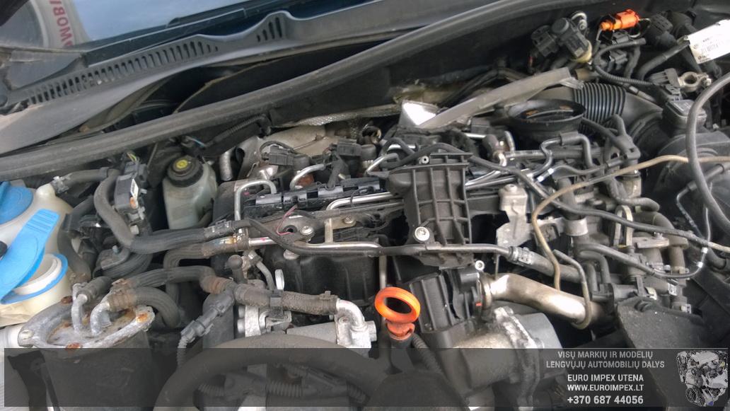 Naudotos automobiliu dallys Foto 8 Volkswagen GOLF 2010 1.6 Mechaninė Universalas 4/5 d. Juoda 2014-10-14 A1859