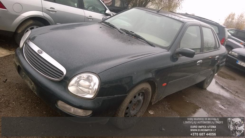 Naudotos automobilio dalys Ford SCORPIO 1996 2.3 Automatinė Sedanas 4/5 d. Zalia 2014-10-21