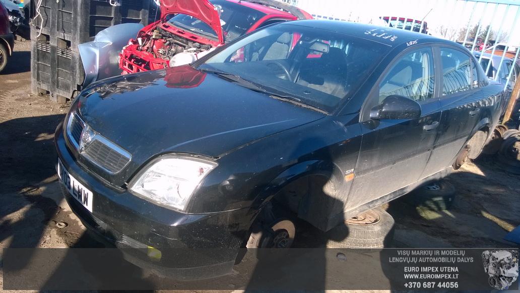 Opel VECTRA 2003 1.8 Mechanical
