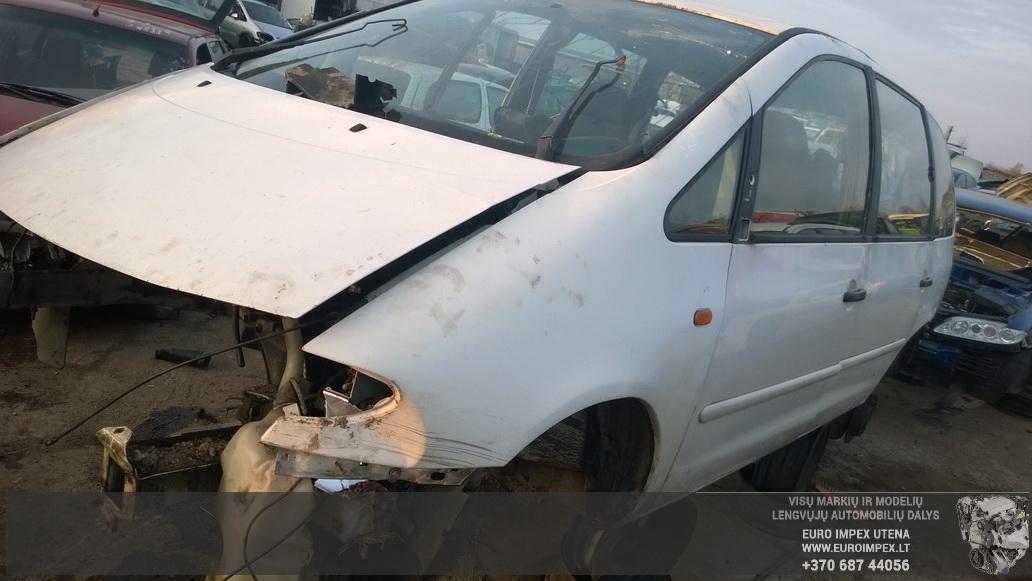 Volkswagen SHARAN 1999 1.9 Mechaninė