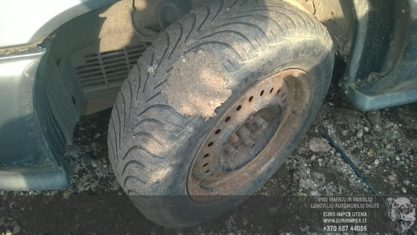 Naudotos automobiliu dallys Foto 4 Pontiac TRANS SPORT 1995 2.3 Mechaninė Vienatūris 4/5 d. Pilka 2014-10-30 A1889