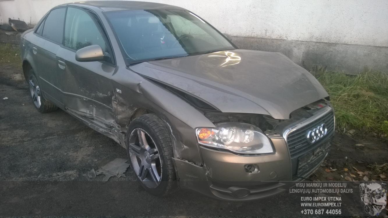 Audi A4 2005 3.0 Mechanical