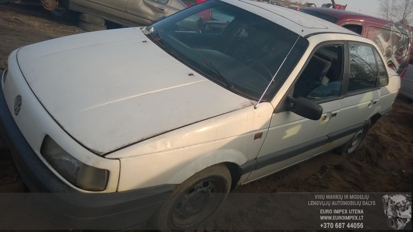 Volkswagen PASSAT 1991 1.8 Mechaninė