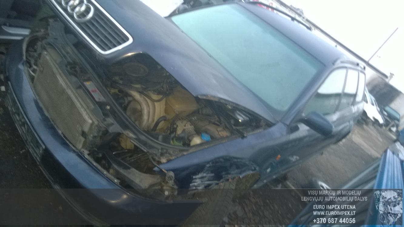 Audi A4 1997 1.8 Mechanical