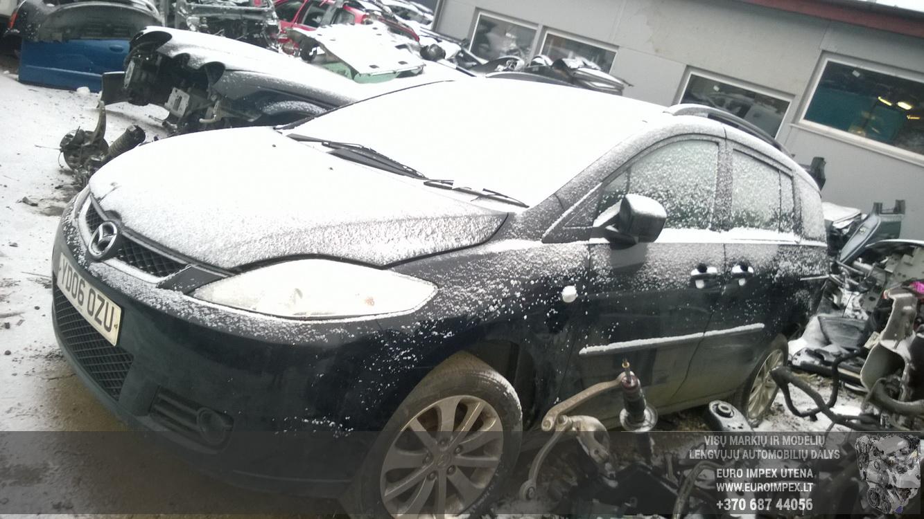 Mazda 5 2006 1.8 Mechaninė