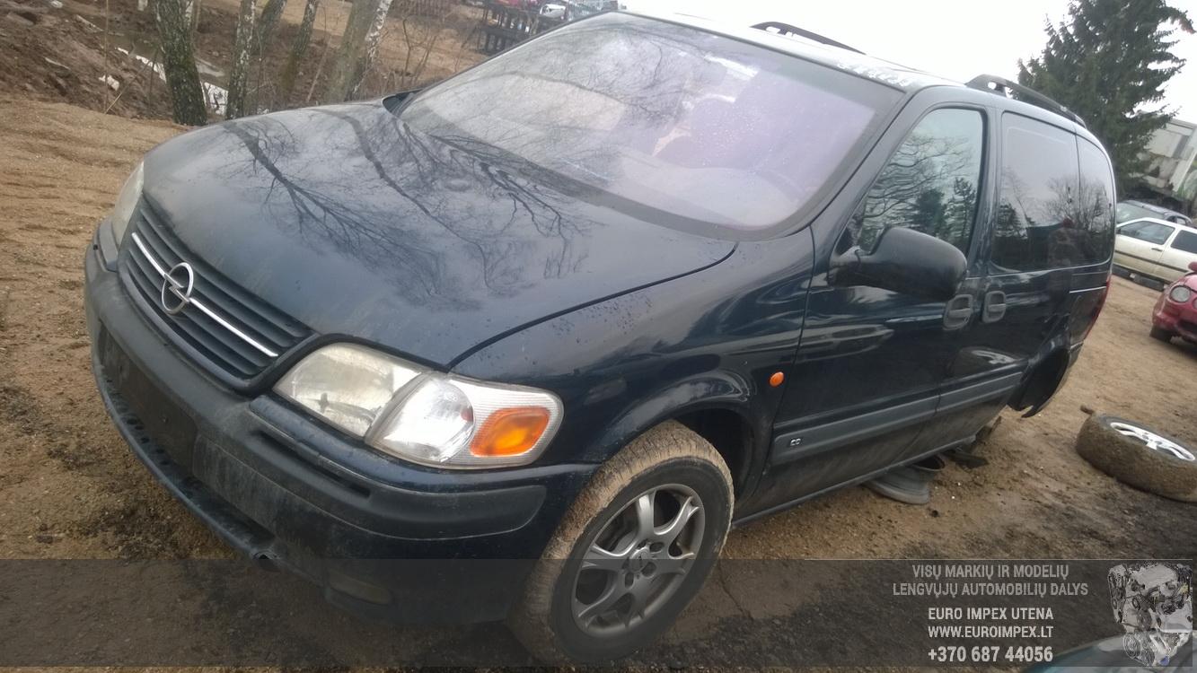 Opel SINTRA 1997 3.0 Automatinė