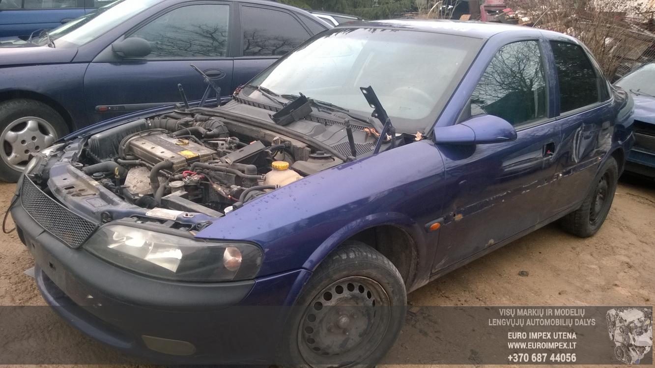 Opel VECTRA 1998 1.8 Mechanical
