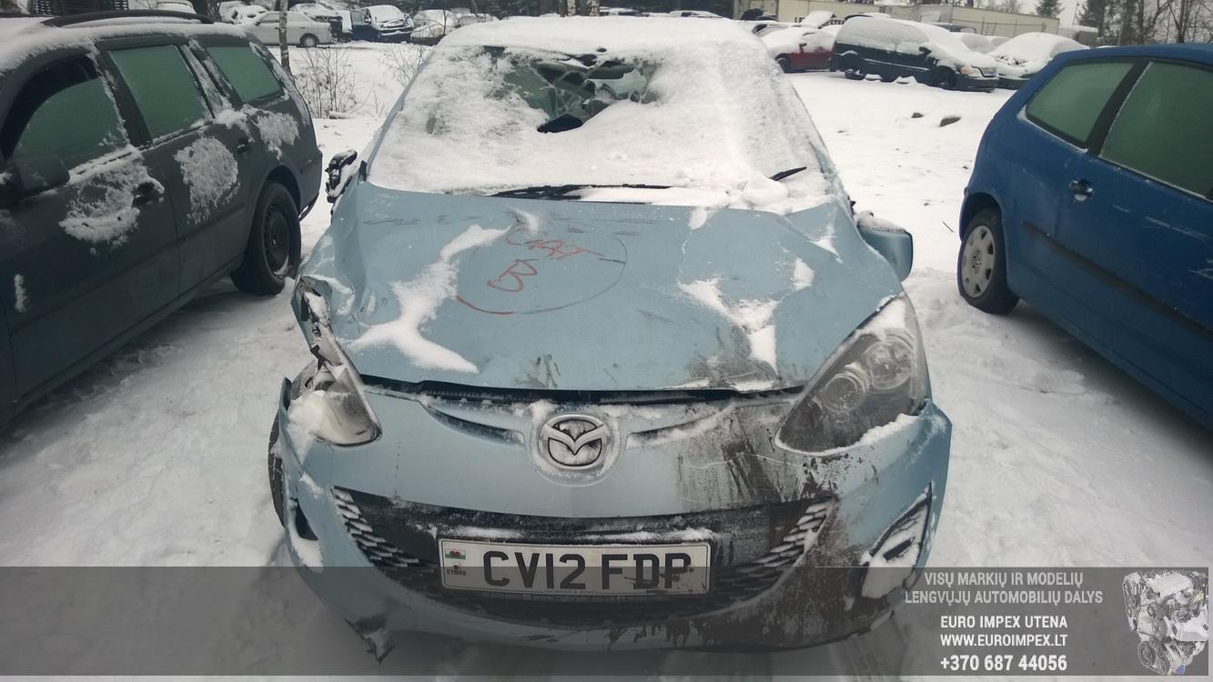 Naudotos automobiliu dallys Foto 2 Mazda 2 2012 1.3 Mechaninė Hačbekas 4/5 d. Zydra 2014-12-31 A1981