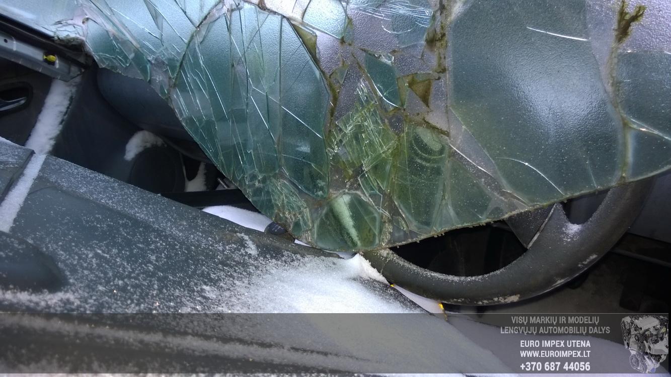 Naudotos automobiliu dallys Foto 5 Seat TOLEDO 2001 1.9 Mechaninė Sedanas 4/5 d. Pilka 2014-12-31 A1984