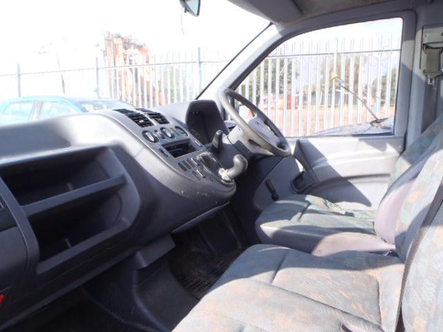 Naudotos automobiliu dallys Foto 5 Mercedes-Benz VITO 2001 2.2 Mechaninė Vienatūris 4/5 d. Juoda 2015-1-07 A2006