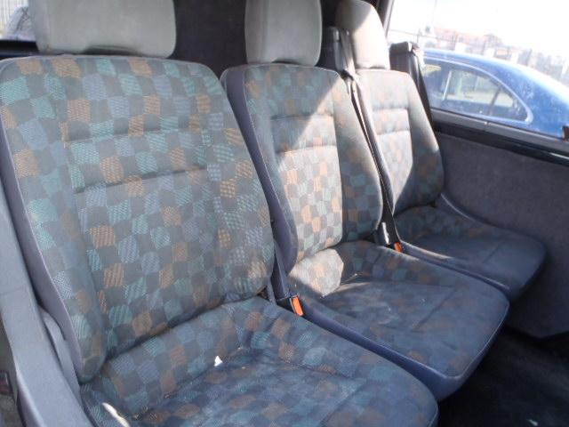 Naudotos automobilio dalys Mercedes-Benz VITO 2001 2.2 Mechaninė Vienatūris 4/5 d. Juoda 2015-1-07