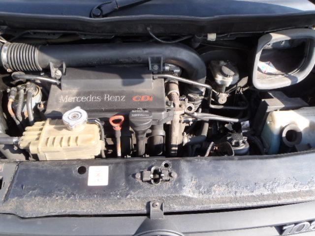 Naudotos automobiliu dallys Foto 7 Mercedes-Benz VITO 2001 2.2 Mechaninė Vienatūris 4/5 d. Juoda 2015-1-07 A2006