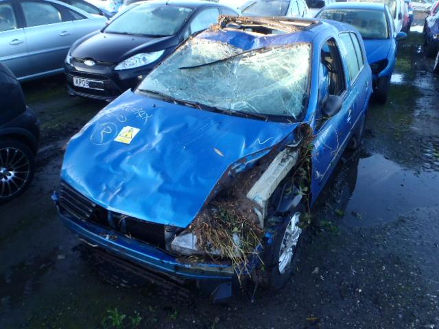 Renault CLIO 2004 1.5 Mechaninė