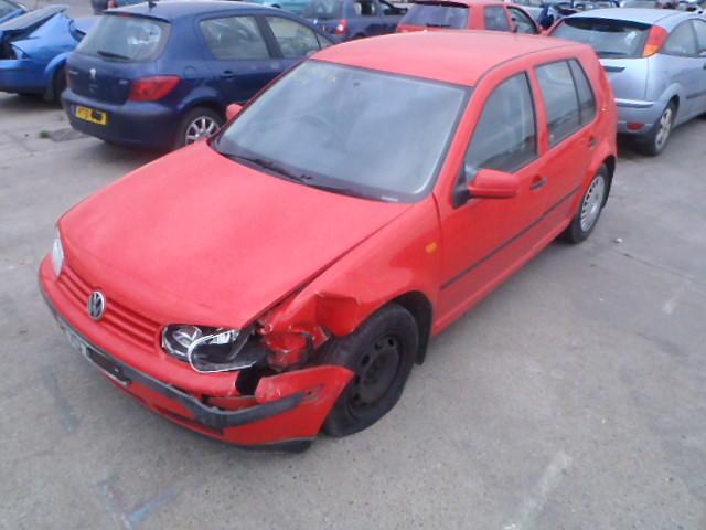 Volkswagen GOLF 1998 1.9 Mechanical
