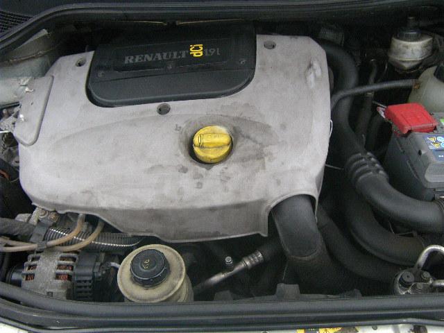 Naudotos automobiliu dallys Foto 7 Renault SCENIC 2003 1.9 Mechaninė Vienatūris 4/5 d. Pilka 2015-1-07 A2004
