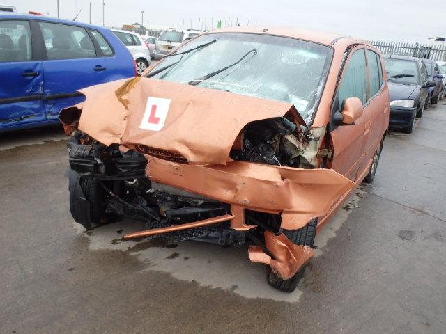 Naudotos automobilio dalys Kia PICANTO 2005 1.1 Mechaninė Hačbekas 4/5 d. Ruda 2015-1-07