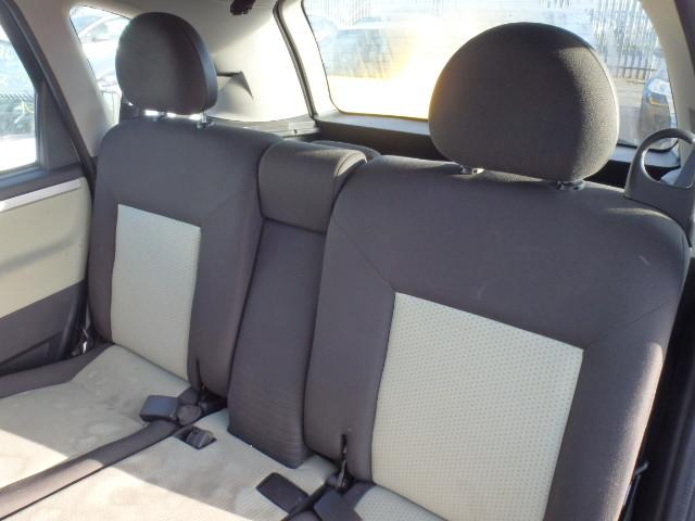 Naudotos automobiliu dallys Foto 6 Opel MERIVA 2004 1.6 Automatinė Hačbekas 4/5 d. Juoda 2015-1-07 A2002