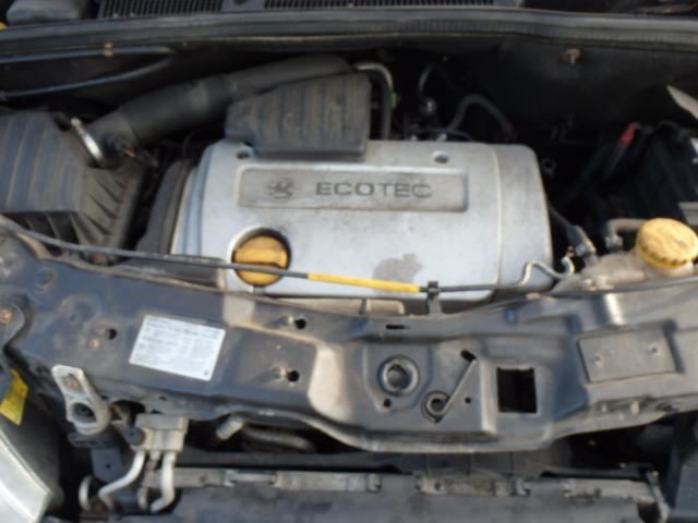 Naudotos automobiliu dallys Foto 7 Opel MERIVA 2004 1.6 Automatinė Hačbekas 4/5 d. Juoda 2015-1-07 A2002