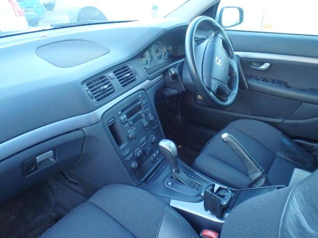 Naudotos automobiliu dallys Foto 5 Volvo S80 2005 2.4 Automatinė Sedanas 4/5 d. Pilka 2015-1-07 A2003