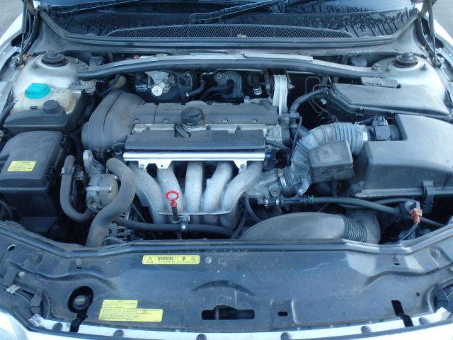 Naudotos automobilio dalys Volvo S80 2005 2.4 Automatinė Sedanas 4/5 d. Pilka 2015-1-07