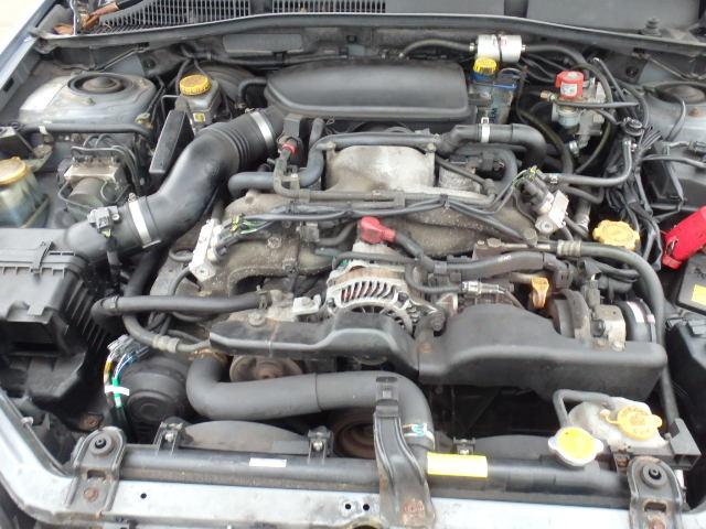 Naudotos automobiliu dallys Foto 7 Subaru LEGACY 2005 2.0 Automatinė Sedanas 4/5 d. Pilka 2015-1-07 A2000