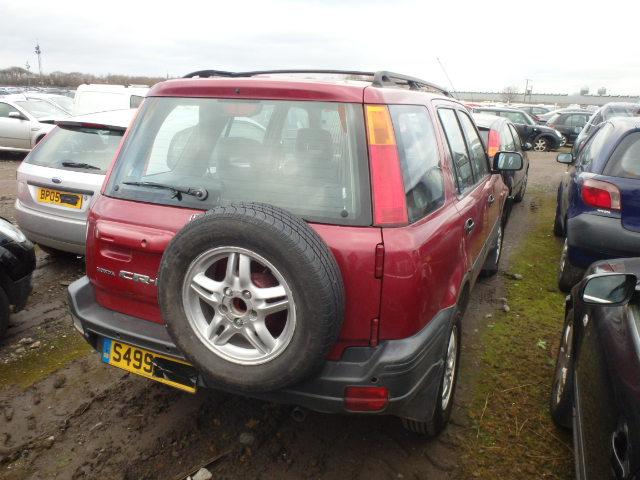 Naudotos automobiliu dallys Foto 3 Honda CR-V 1998 2.0 Mechaninė Visureigis 4/5 d. Raudona 2015-1-07 A2011