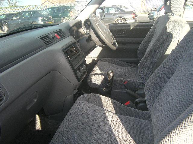 Naudotos automobiliu dallys Foto 5 Honda CR-V 1998 2.0 Mechaninė Visureigis 4/5 d. Raudona 2015-1-07 A2011