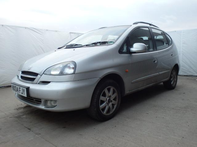 Used Car Parts Daewoo TACUMA 2004 2.0 Automatic Minivan 4/5 d. Grey 2015-1-07