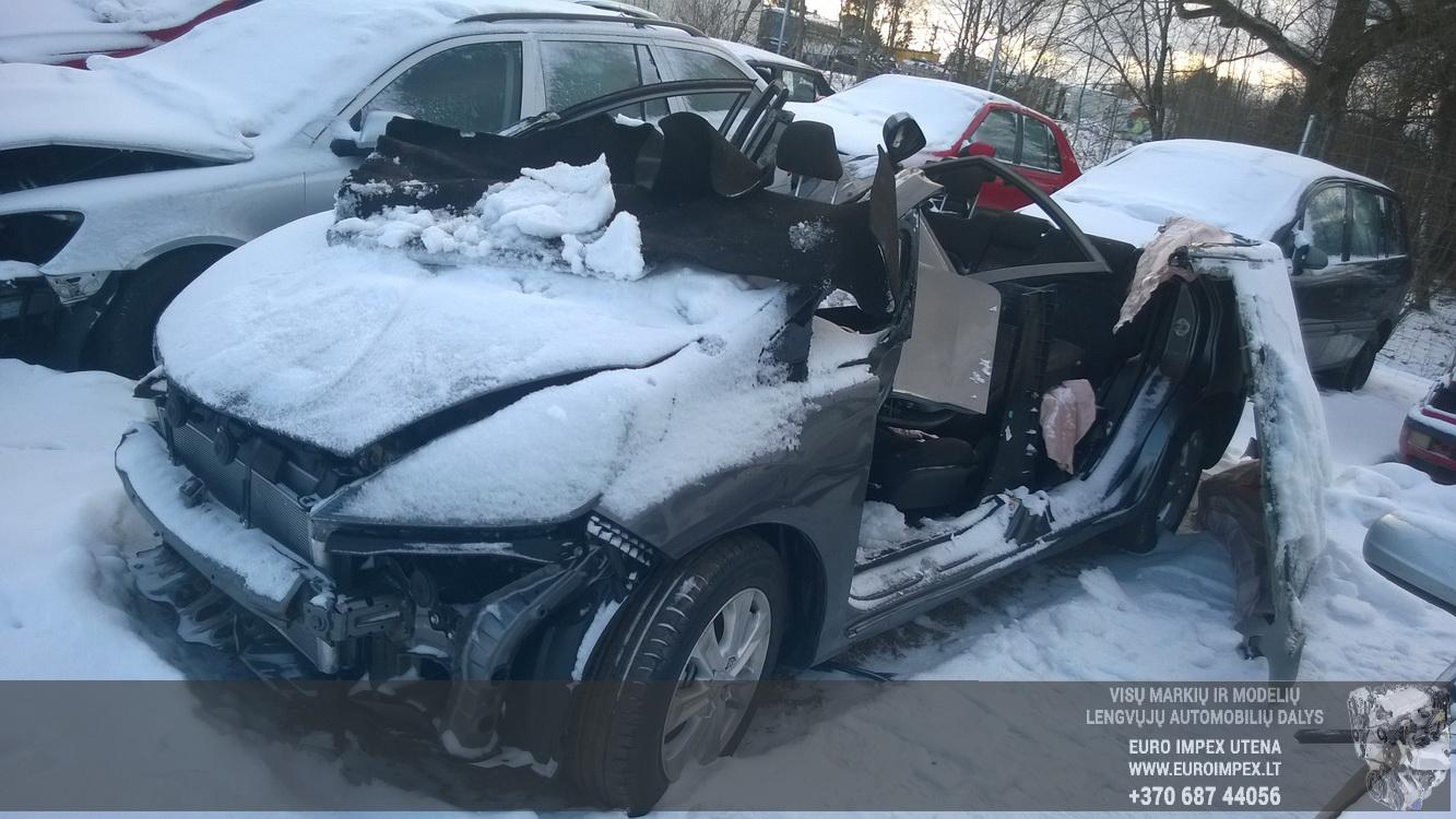 Honda JAZZ 2012 1.4 Mechaninė
