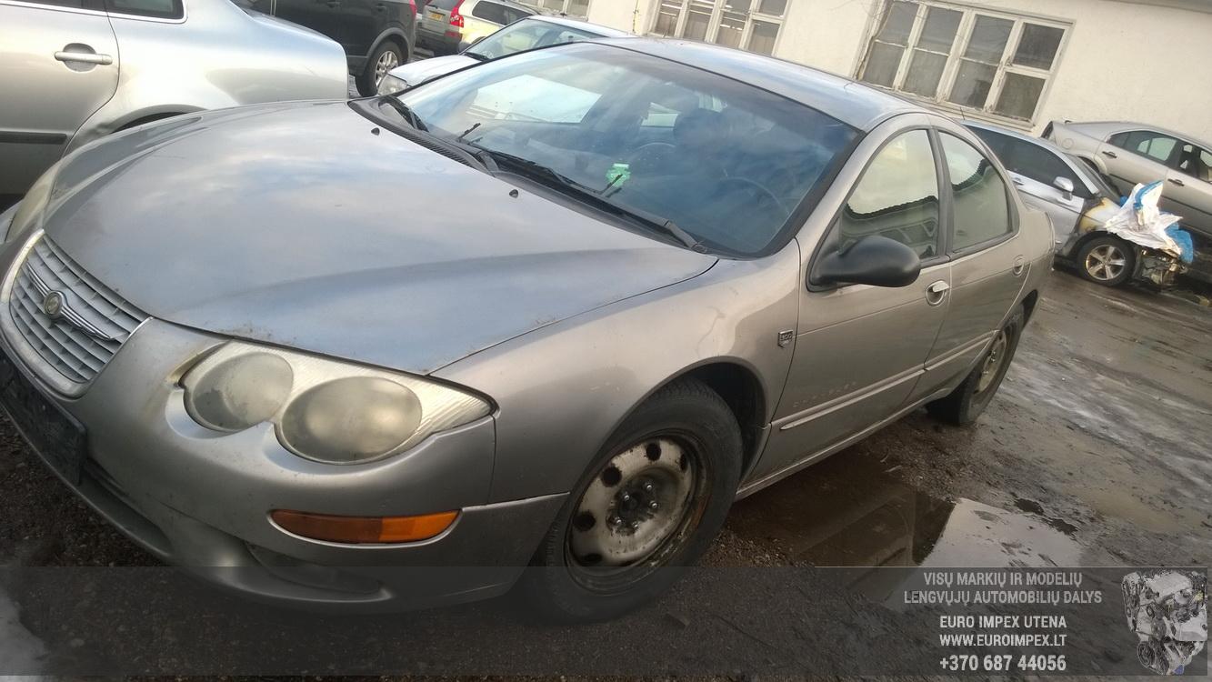Chrysler 300M 2000 3.5 Automatinė