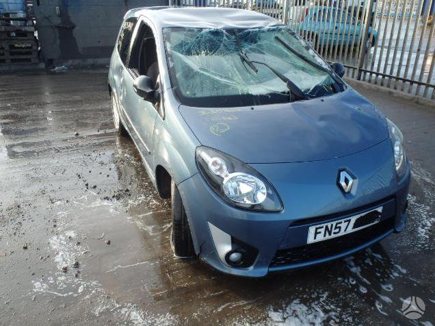 Renault TWINGO 2008 1.2 Mechaninė