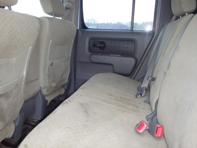 Naudotos automobilio dalys Nissan CUBE 2003 1.4 Automatinė Vienatūris 4/5 d. Pilka 2015-2-23