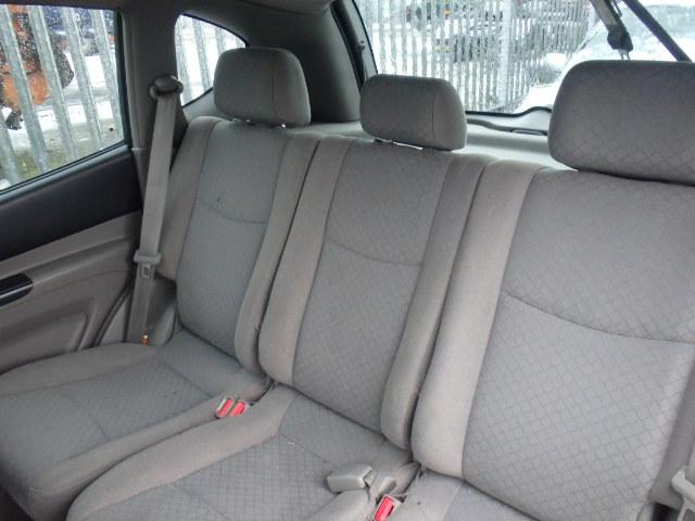 Naudotos automobilio dalys Chevrolet TACUMA 2005 1.6 Mechaninė Vienatūris 2/3 d. Juoda 2015-2-07