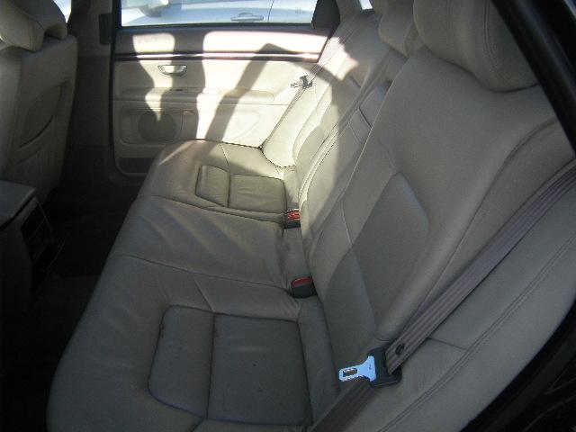 Naudotos automobilio dalys Volvo S80 2002 2.4 Mechaninė Sedanas 4/5 d. Melyna 2015-2-07